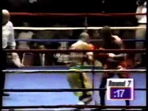 Bernice Barber VS Lloyd Bryan for the USBA Regional 160 lb Title