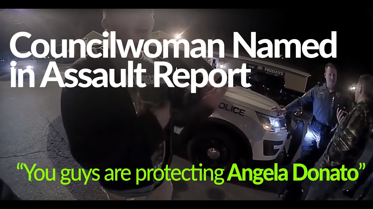 Report of Assault Involving Councilwoman Angela Donato | Mar 17, 2018 |  Washington Township Police