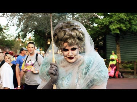 Halloween Sights & Sounds at Mickeys Not-So-Scary Halloween Party 2018, Magic Kingdom Park Mp3