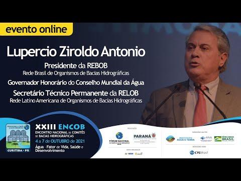 Lupercio Ziroldo fala sobre a importância do XXIII ENCOB na discussão sobre a Segurança Hídrica