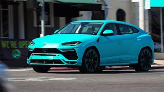 Yo Gotti Birthday Lamborghini URUS Custom Color!