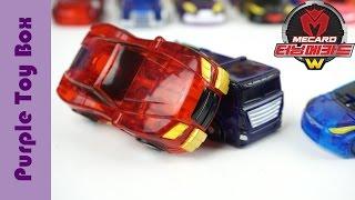 카이온 터닝메카드w 장난감 개봉 변신놀이 투스코 카울 장난감 mecard mini car toys