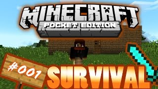 [MCPE] Survival #001 ~ Best video ever