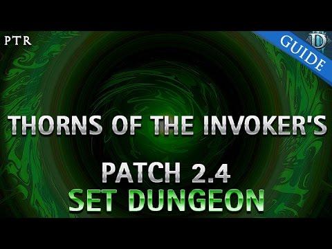 how to get the invoker set diablo 3