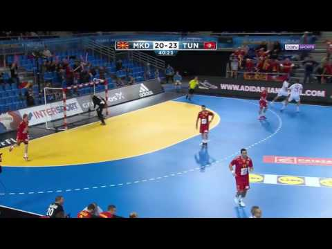 FYR Macedonia - Tunisia ● HIGHLIGHTS