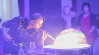 Роберт Армани - Шоу мыльных пузырей