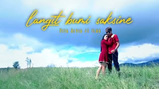 Vita Alvia feat. Ilux - Langit Bumi Saksine ( Official Music Video ANEKA SAFARI )