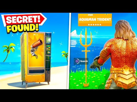*NEW* MAP EVENT Reveals SECRETS In Fortnite!