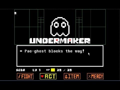 UNDERMAKER [Undertale GameMaker battle engine] (teaser)