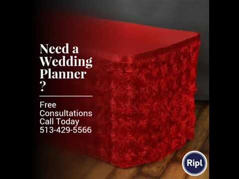 Need A Wedding Planner ?