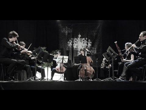 Octuor Mirae - Schubert - Live festival les MUSICAVES
