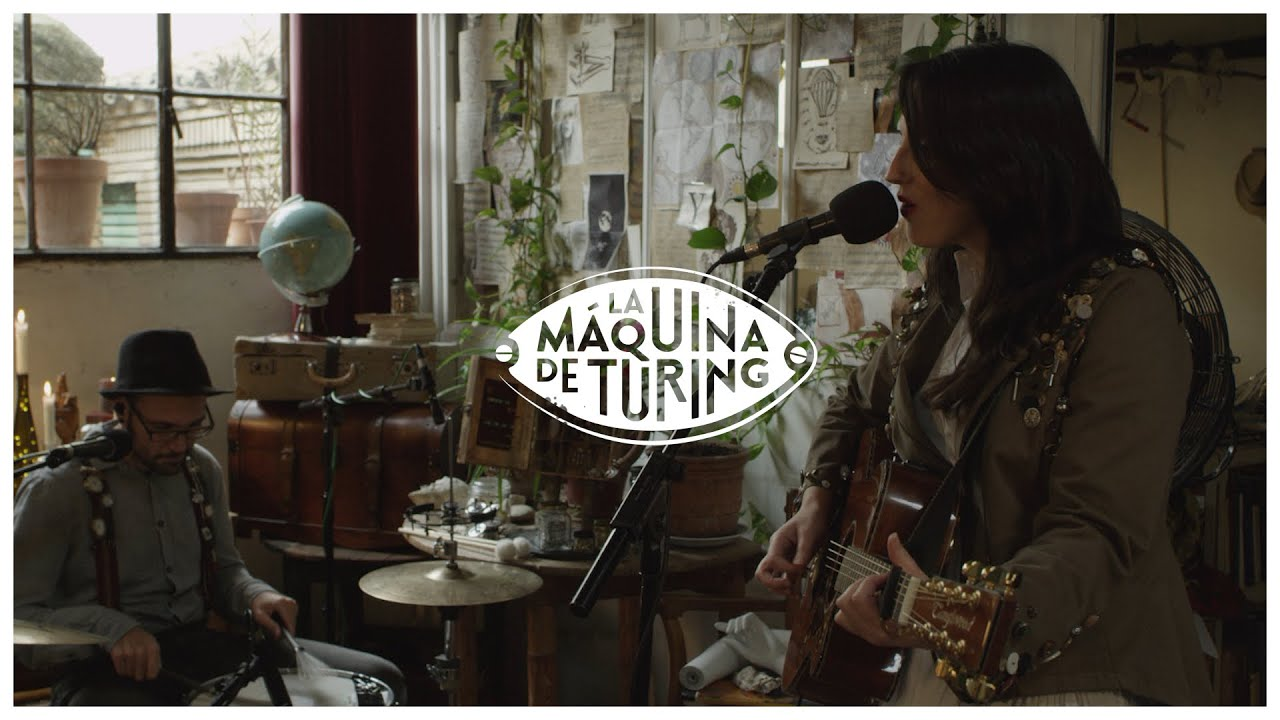 La Máquina de Turing - Eres de Oro Ft. Davo  (Live Session) | Novocaïne (for the Soul)