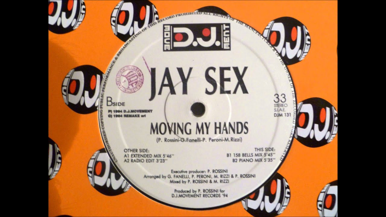 Jay Sex - Moving My Hands - Youtube-1975