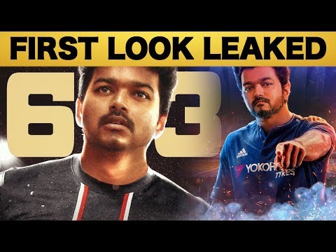 Thalapathy First Look Leaked | Atlee | Vijay | AR Rahman