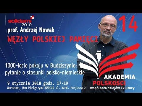 1000lecie pokoju w Budziszynie: pytanie o stosunki polskoniemieckie