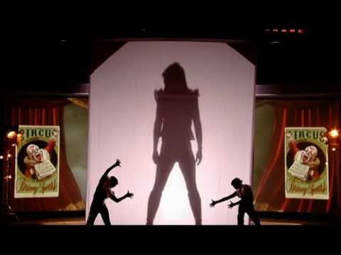 Britney Spears - Womanizer @ Live X-Factor