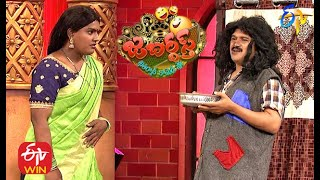 Rocket Raghava Performance | Jabardasth | 22nd October 2020  | ETV  Telugu