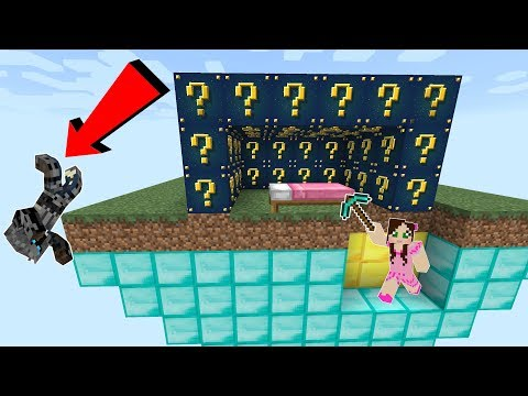 Minecraft: EPIC ASTRAL LUCKY BLOCK BEDWARS! - Modded Mini-Game