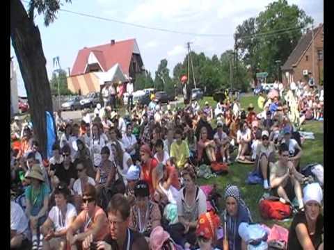 Pielgrzymka Poznańska 2011 - Wszystkie narody klaskajcie w dłonie