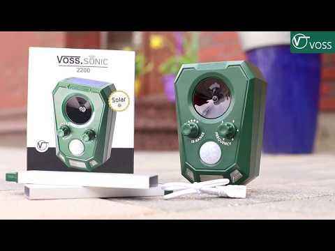 VOSS.sonic 2200 Ultrasonic Animal Repeller
