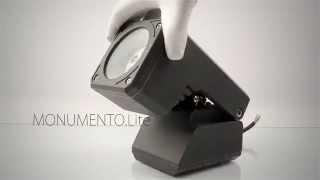 видео архитектурные светильники светодиодные