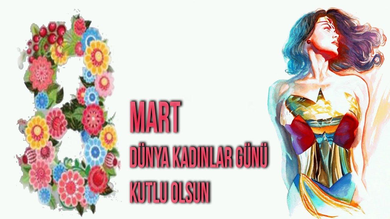 8 Mart Dunya Kadinlar Gunu Kadinlar Gunu Nun Dunya Ve Turkiye