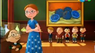 Привет я Николя 1 сезон 23 серия Музей