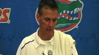 Meyer post game conference: UF 41, UGA 17