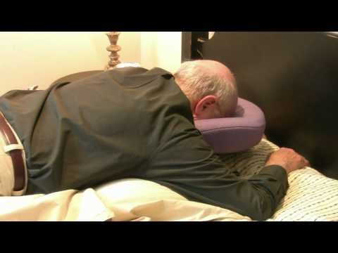 Vitrectomy Recovery Equipment - Face Down Recovery Positions After Vitrectomy Surgery