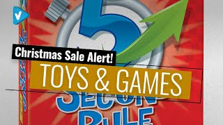 Christmas Sale Alert! Save Up To 60% On Select Toys And Games By PlayMonster And More