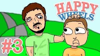 СЕКСУАЛЬНЫЕ ДОМОГАТЕЛЬСТВА - Happy Wheels #3