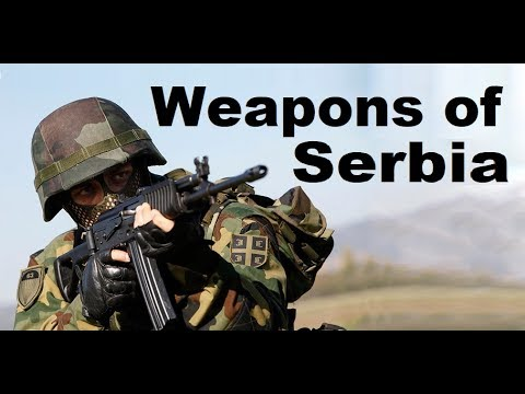 Weapons of Serbia - Part 1 - Infantry Weapons Српски наорућање део 1
