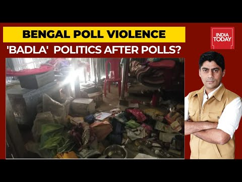 West Bengal Post Poll Violence: Has Mamata Unleashed Badla On BJP?   India First