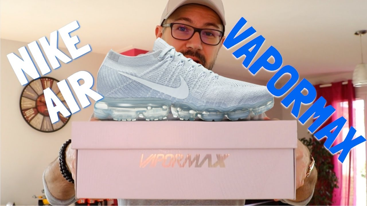 on sale d8662 25e9d Nike Air VaporMax, une sneaker mortelle !