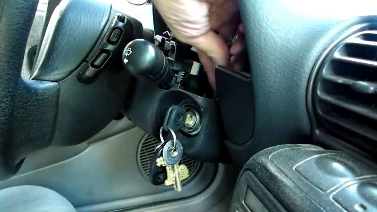 Details About 1998 1999 Nissan Altima Key Switch Ignition Switch
