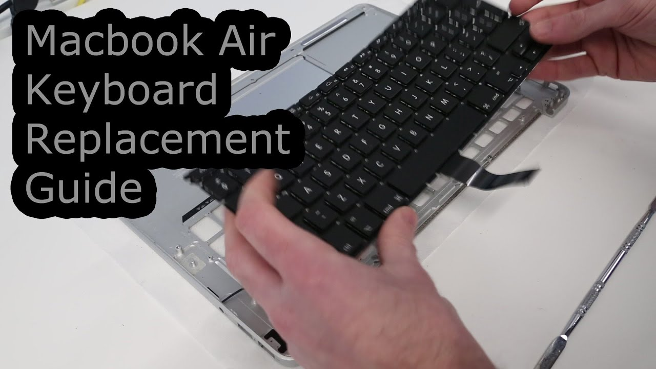 macbook air keyboard replacement guide a1369 a1466 youtube rh youtube com macbook air guide for beginners pdf MacBook Pro