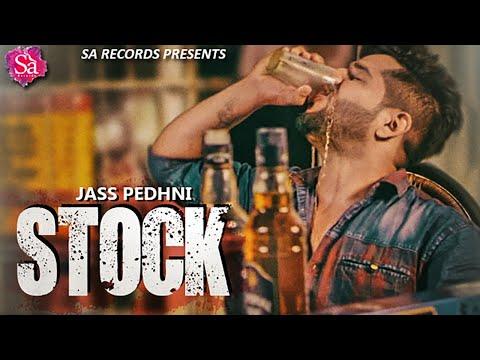 New Punjabi Hits 2017 | Stock( Daaru ) | Jass Pedhni | Rick Hart | New Punjabi Songs | Sa Records -
