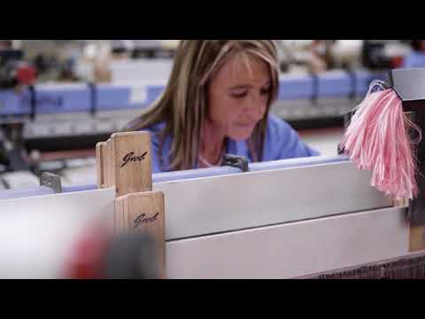 Albini Group - The Production Process, From Field To Fabric
