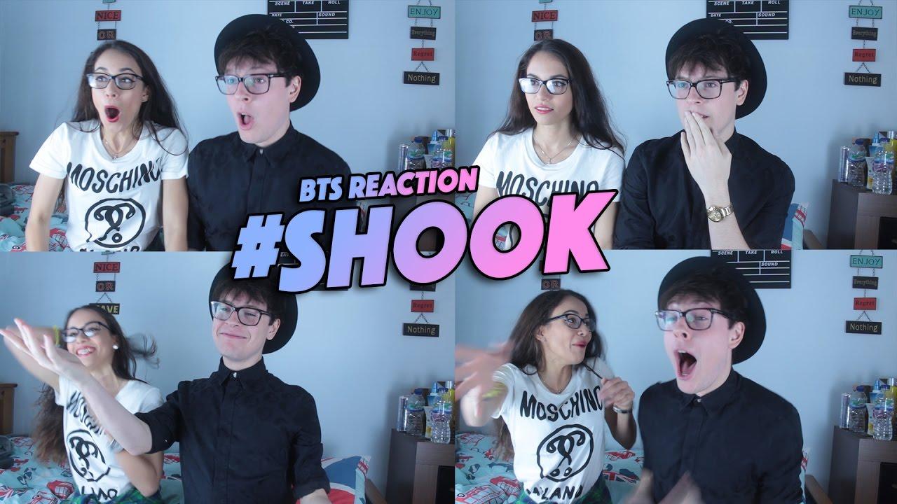 BTS BLOOD SWEAT & TEARS REACTION (SHOOK ASF)