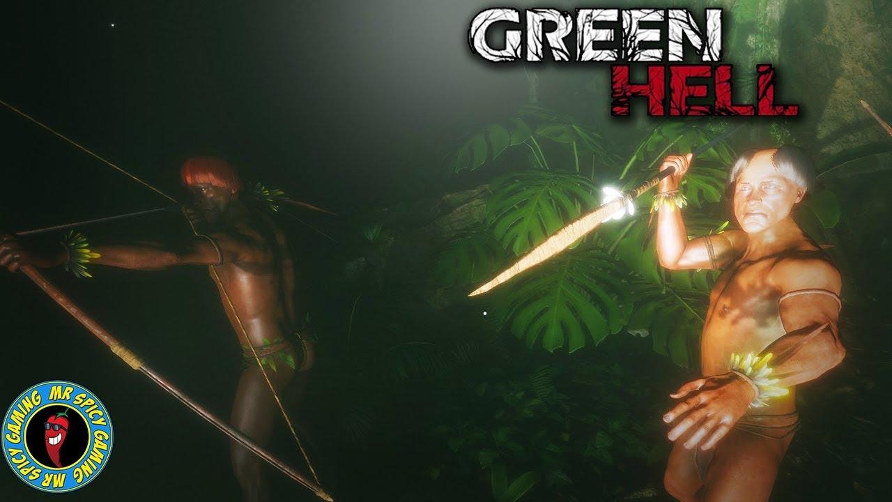 LA LIBERACIÓN COMPLETA SIGNIFICA INICIAR LA HISTORIA - Green Hell Gameplay S2 Ep1 + vídeo