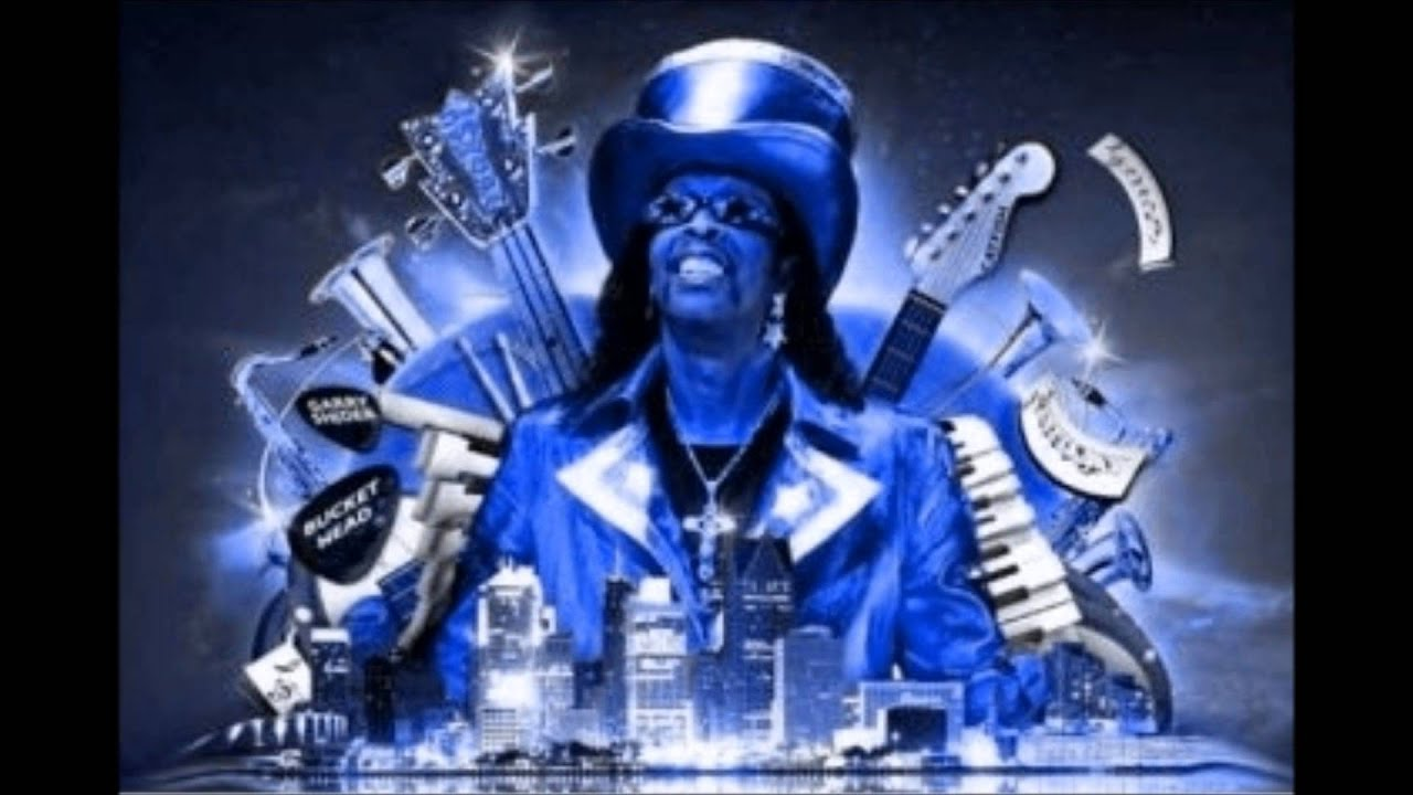 I D Rather Be With You Bootsy Collins Chopped Amp Screwed