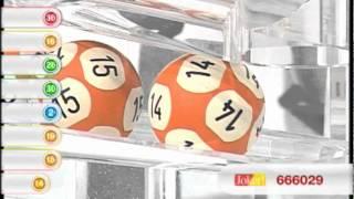 Hrvatska Lutrija - novo izvlačenje Lota 7/39. 07.04.2012.