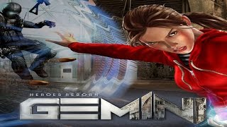 GEMINI Heroes Reborn All Cutscenes (Game Movie)