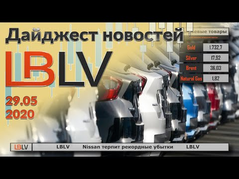 LBLV Nissan терпит рекордные убытки 29.05.2020