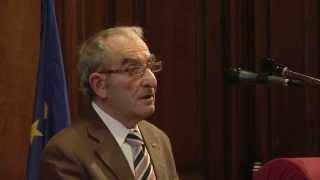 H. Goldberg - Président de la Fondation Auschwitz - 2013-04