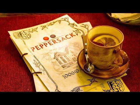 Peppersack Restaurant Review | Tallinn | Estonia | 2017
