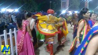 Chataki Ki Re Mara Makhan Ni Matki | United Way Of Baroda 2015 - as on 16-10-2015 (11:52pm)