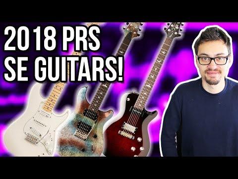 Fender Ed O'Brien Sustainer, PRS SE Chris Robertson & Standard 24 Multi-Foil?! || ASKgufish