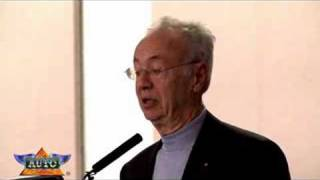 Andy Grove's speech at Plug-In 2008