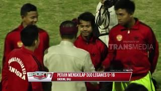 Peran Mengkilap Duo Leganes U-16   SPORT 7 MALAM